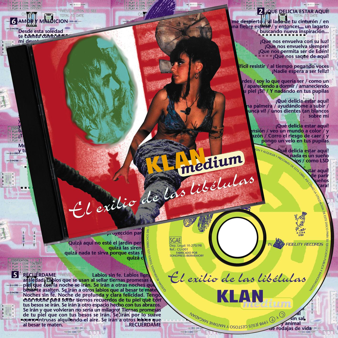 KLAN MEDIUM CD