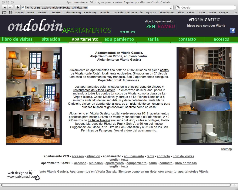 ONDOLOINVITORIA.COM