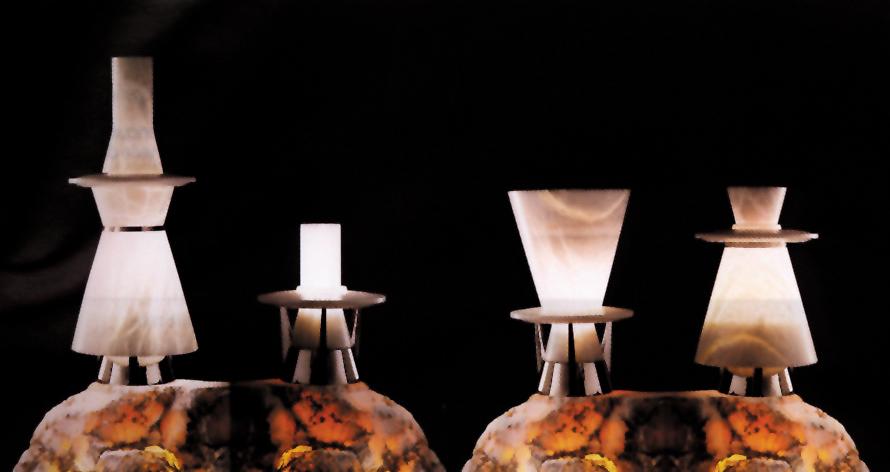 lámpara petra 2