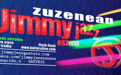 gráfica Jimmy Jazz