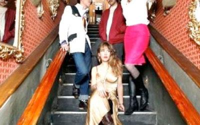 Charlie Megira & The Modern Dance Club + Los Garajillos