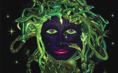 carteles La Caverna de Medusa